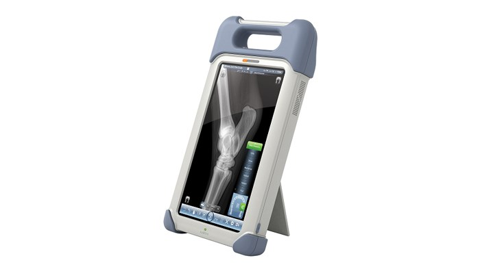 Slate 6 veterinary X-ray equipment