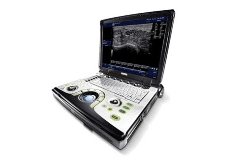 Logiq e veterinary ultrasound scanner
