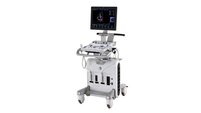 Vivid S6 veterinary ultrasound scanner