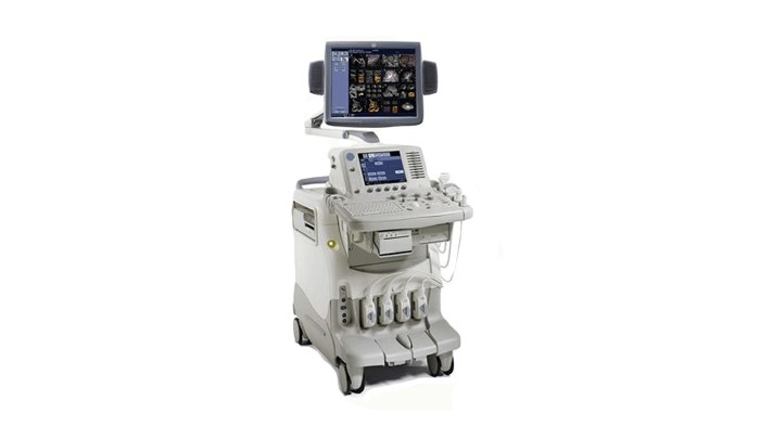 Logiq 7 veterinary ultrasound system