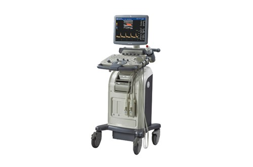 Logiq C5 veterinary ultrasound system