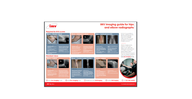 Guide to hip and elbow radiographs